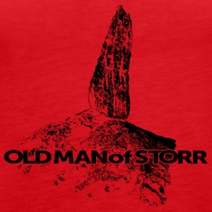 Old Man of Storr - Women's Premium Tank Top