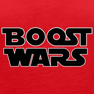 BOOST WARS - Women's Premium Tank Top