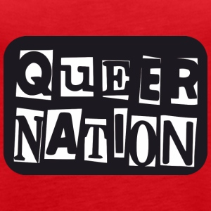Queer Nation - Camiseta de tirantes premium mujer