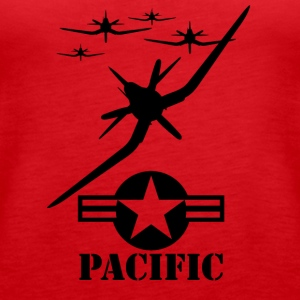 Pacific blak - Women's Premium Tank Top