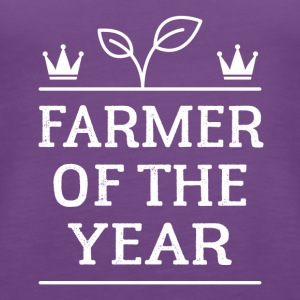 Farmer of the Year - Frauen Premium Tank Top