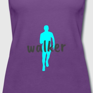 walker - Women's Premium Tank Top