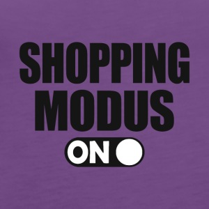 shopping-modus - Premium singlet for kvinner