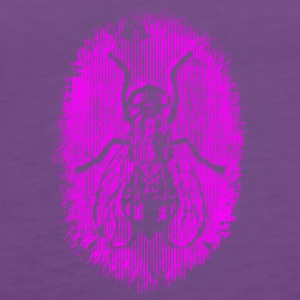 Fly Purple - Women's Premium Tank Top