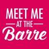 Meet Me At The Barre - Women's Premium Tank Top