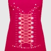 Mieder Optik - Frauen Premium Tank Top