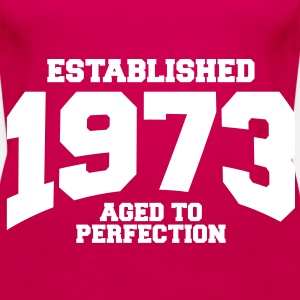 aged to perfection established 1973 (es)