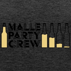 Malle Party Creqw - Tank top damski Premium