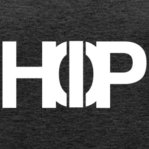 Hiphop hip hop OldSchool in One - Canotta premium da donna