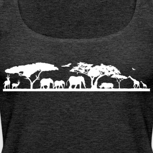 SAVANNE - Africa - Women's Premium Tank Top