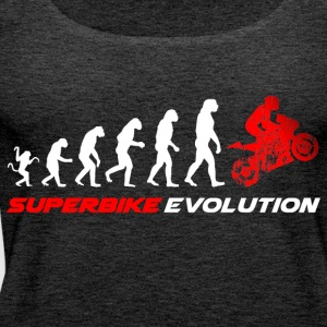 Superbike Evolution - Women's Premium Tank Top
