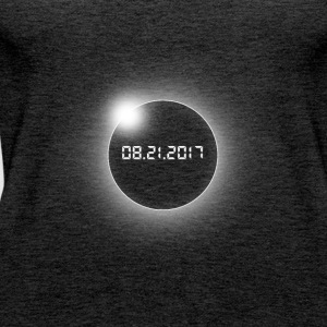 Total Solar Eclipse-USA-08.21.2017 - Premium singlet for kvinner