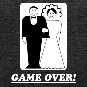 Game Over - Naisten premium hihaton toppi