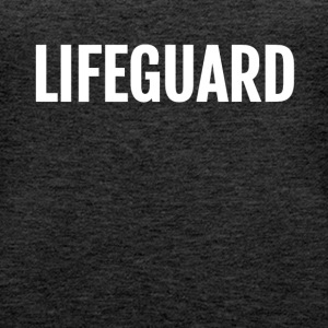 Lifeguard template - Women's Premium Tank Top