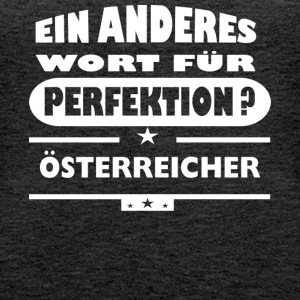 Oesterreicher Other word for perfection - Women's Premium Tank Top