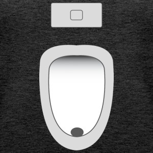 urinal - Premium singlet for kvinner