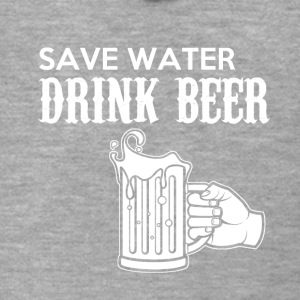 Save Water drink Beer - Männer Premium Kapuzenjacke