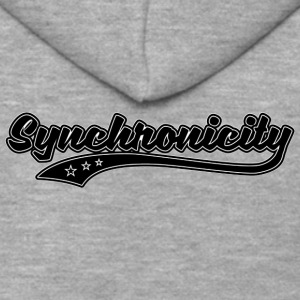Synchronicity - Men's Premium Hooded Jacket