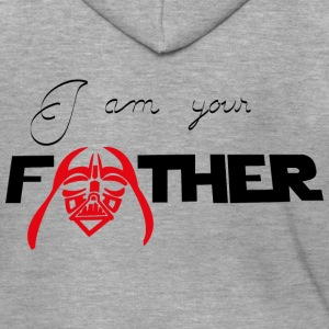 I Am Your Father - Men's Premium Hooded Jacket