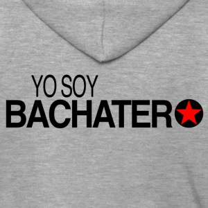 YO SOY BACHATERO - Mambo New York Dancewear - Men's Premium Hooded Jacket