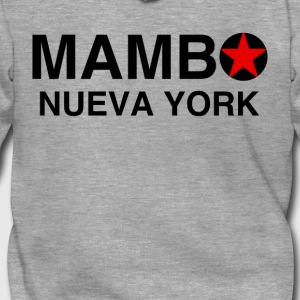 Mambo Nueva York - Danceshirts - Men's Premium Hooded Jacket