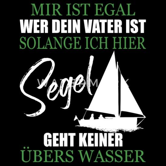 Seefahrer Bootsbesitzer Lustiger Spruch Männer Premium