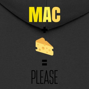 Mac and Cheese Please - Männer Premium Kapuzenjacke