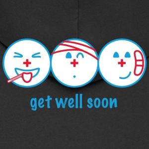 Get Well Soon - Premium Hettejakke for menn