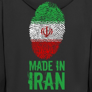 Made in Iran / Gemacht in Iran ايران Īrān Persien - Männer Premium Kapuzenjacke