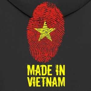 Made In Vietnam / Việt Nam - Men's Premium Hooded Jacket