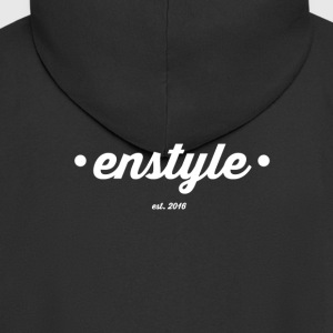 Enstyle bag - Men's Premium Hooded Jacket