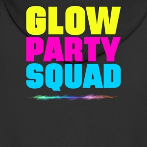 Glow Squad - Men's Premium Hooded Jacket