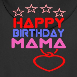 Happy Birthday Mama - Premium-Luvjacka herr