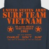 US Army Surf Team - Men's Premium Hooded Jacket