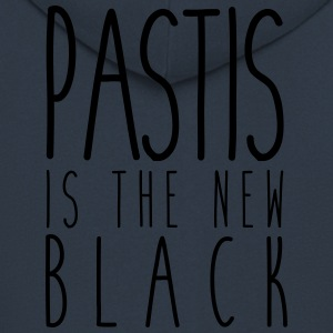 Pastis is the new black - Men's Premium Hooded Jacket