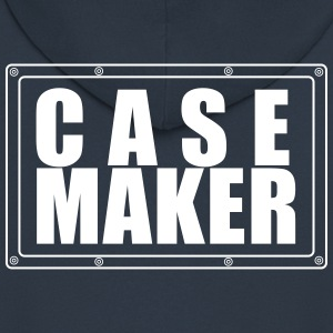 Casemaker - Flight case - Premium Hettejakke for menn
