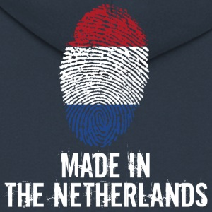 Made In The Netherlands / Niederlande Nederland - Männer Premium Kapuzenjacke