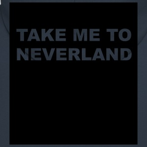 take me to neverland - Männer Premium Kapuzenjacke