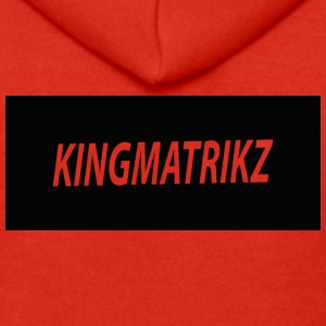 kingmatrikz - Men's Premium Hooded Jacket