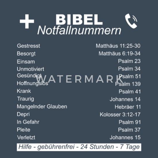 Bibel Bibelverse Christliche Sprüche Jesus Gott Männer Premium