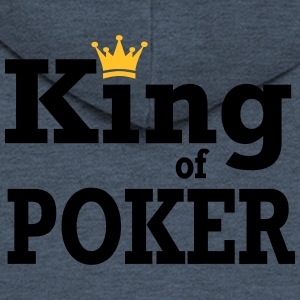 King of Poker - Männer Premium Kapuzenjacke