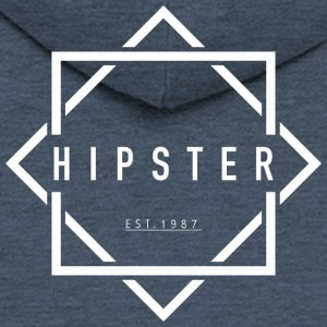 HIPSTER EST. 1987 - Men's Premium Hooded Jacket