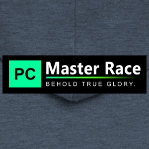 PC Master Race - Men's Premium Hooded Jacket