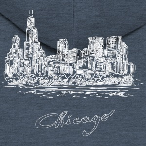 Chicago City - United States - Premium-Luvjacka herr