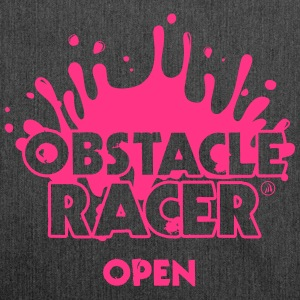 Open Obstacle Racer - Shoulder Bag made from recycled material