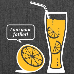 Lemonade,I'm Your Father! - Shoulder Bag made from recycled material