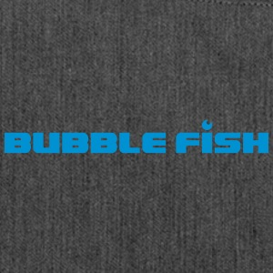 Bubblefish - Shoulder Bag made from recycled material