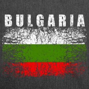 Bulgaria Flag Old 008 AllroundDesigns - Shoulder Bag made from recycled material