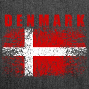 Denmark Flag 008 AllroundDesigns - Shoulder Bag made from recycled material