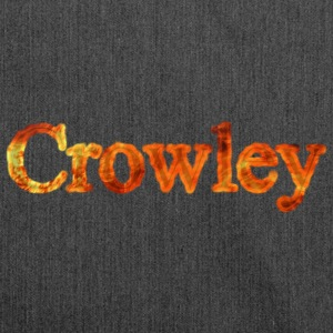 Crowley - Schultertasche aus Recycling-Material